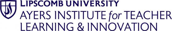 Ayers Institute logo lockup