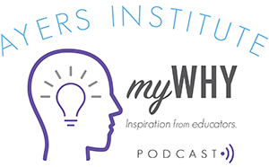 My Why Podcast Logo